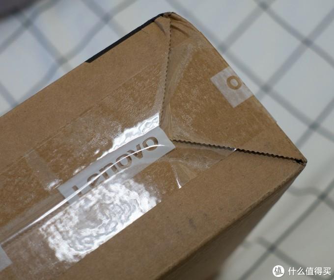 几家产品里唯一箱子底部也加了封条的箱子