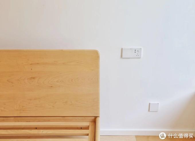 硬枫床头板