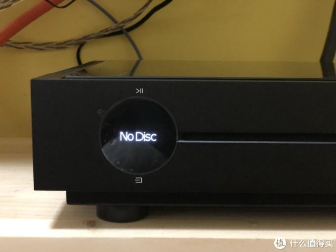 CD空盘模式显示No Disk