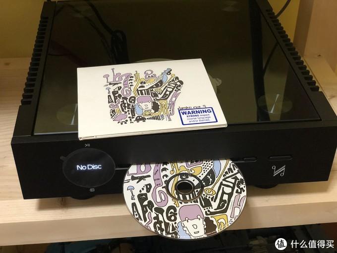 吸入式CD,我的3寸小盘听不了了。。。。好在数量不多,都是日本的