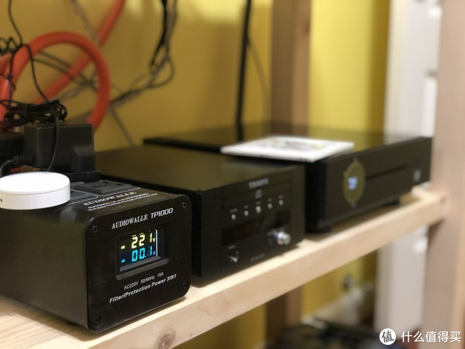 Quad(国都)Artera Play CD播放机/解码/前级 全网首开箱晒图