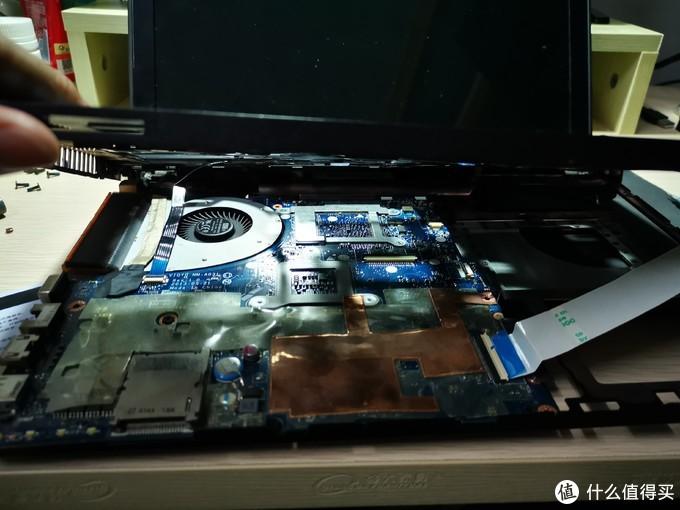 古董机的维护保养——记Y410P的拆机清灰换硅脂过程