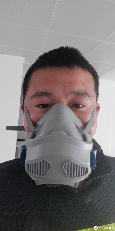 3M7772面罩--来自抗疫第一线的测评