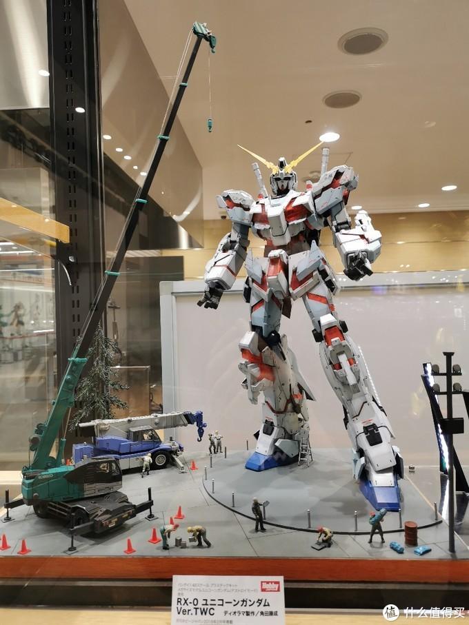 东京高达基地巡游,送给喜欢高达的你们