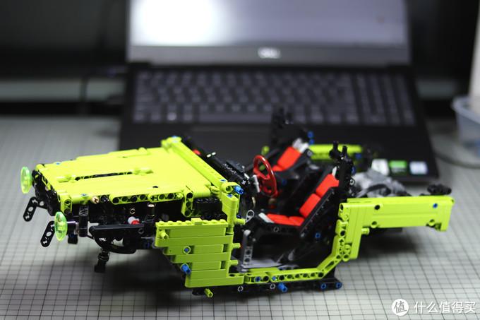 带遥控差速锁的硬派四驱越野车-雷尔J902罗宾汉越野车评测