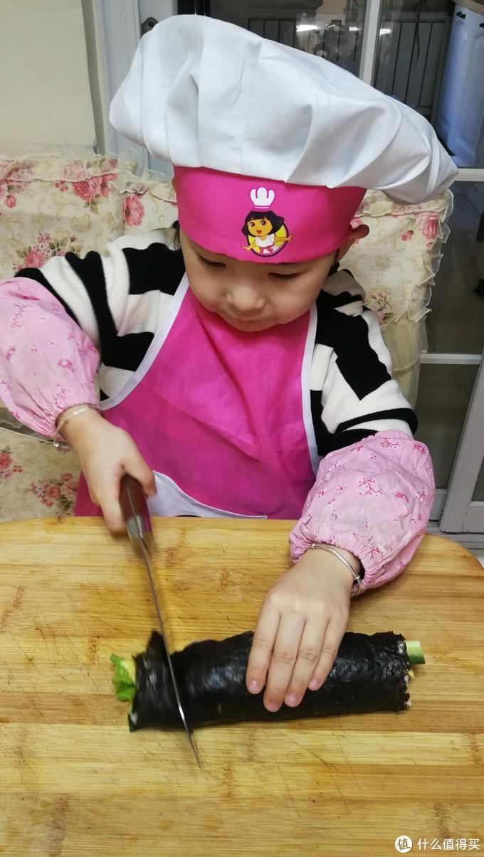 美妙的亲子时光,我们一起做寿司🍣