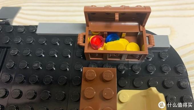 「古迪积木加勒比系列」黑珍珠号 - 开盒/拼装
