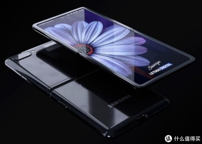 三星新折叠屏手机曝光,设计将更加成熟,采用上下折叠方案