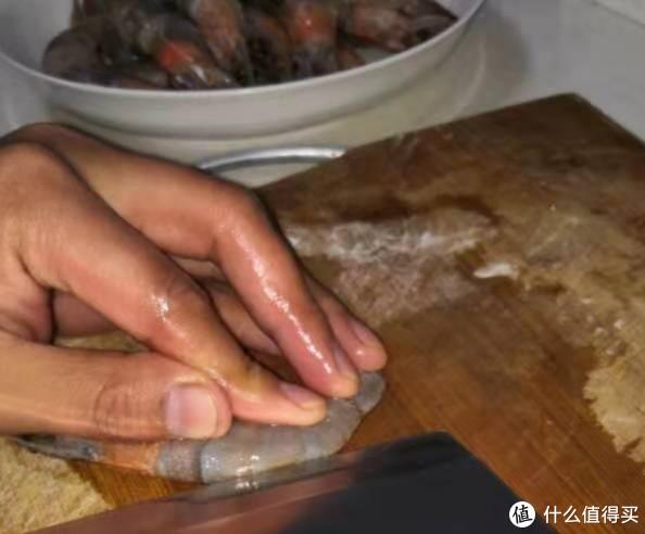 香煎虾(厄瓜多尔白虾)