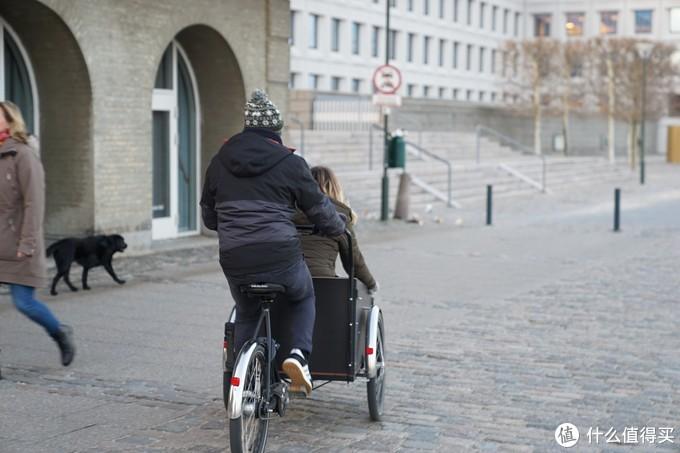 丹麦是自行车王国,还有这种很奇特的自行车!