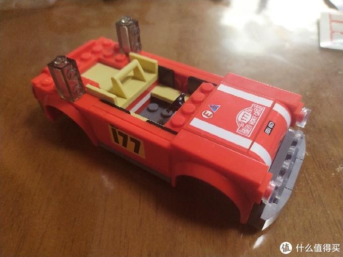森宝小车第一弹:Mini1967
