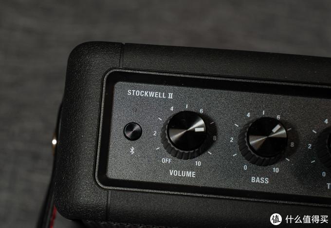 户外手提音箱王者—Marshall STOCKWELL II无线蓝牙音箱
