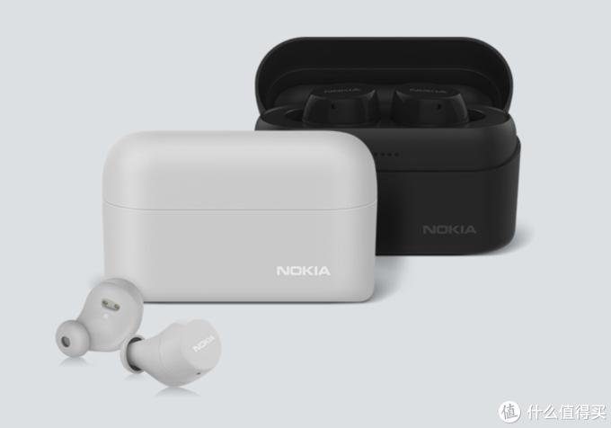 主打续航、IPx7防水:NOKIA 诺基亚 BH-605 真无线蓝牙耳机 上架开售