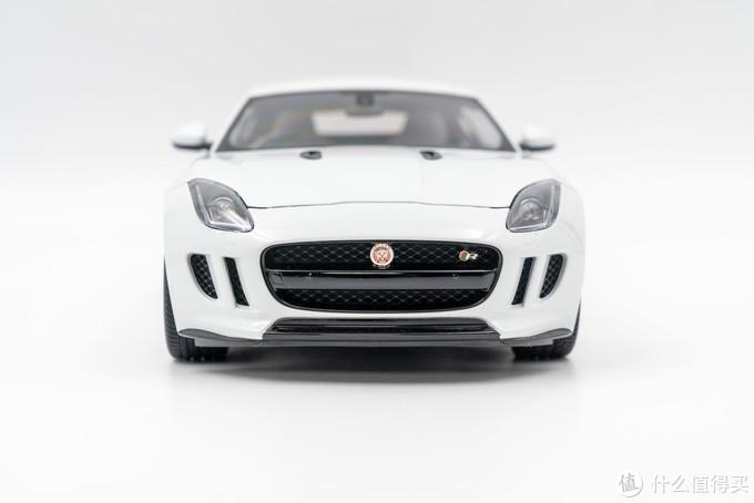 Autoart 1/18静态车模之 捷豹 F type2015 R