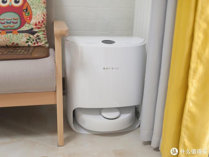 让做家务变的更简单:云鲸智能扫拖一体机器人测评