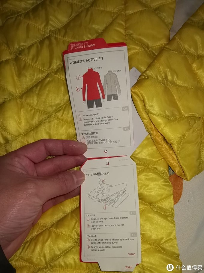 the north face thermoball聚热球保暖外套分享