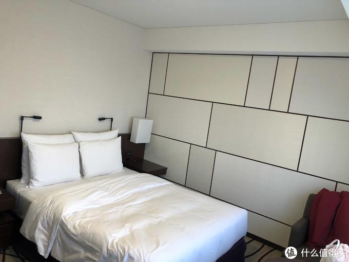 1.5米的大床房