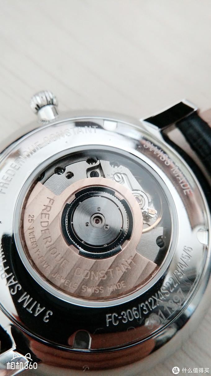 ebay海淘Frederique Constant康斯登FC306MR4S6自动机械表