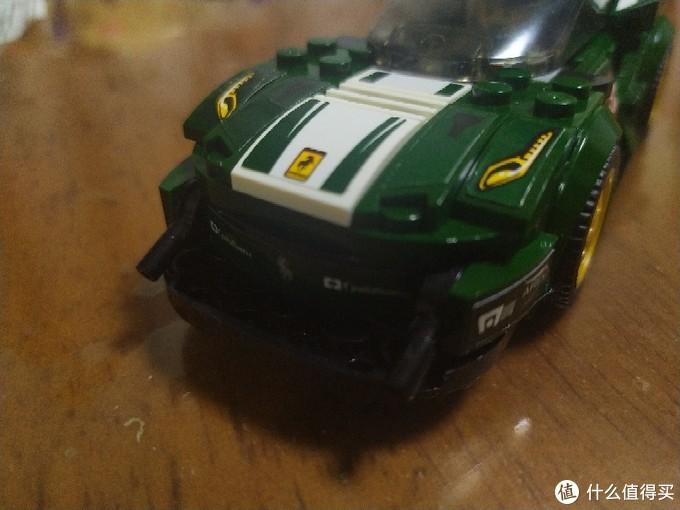 森宝小车第二弹:法拉利488GT