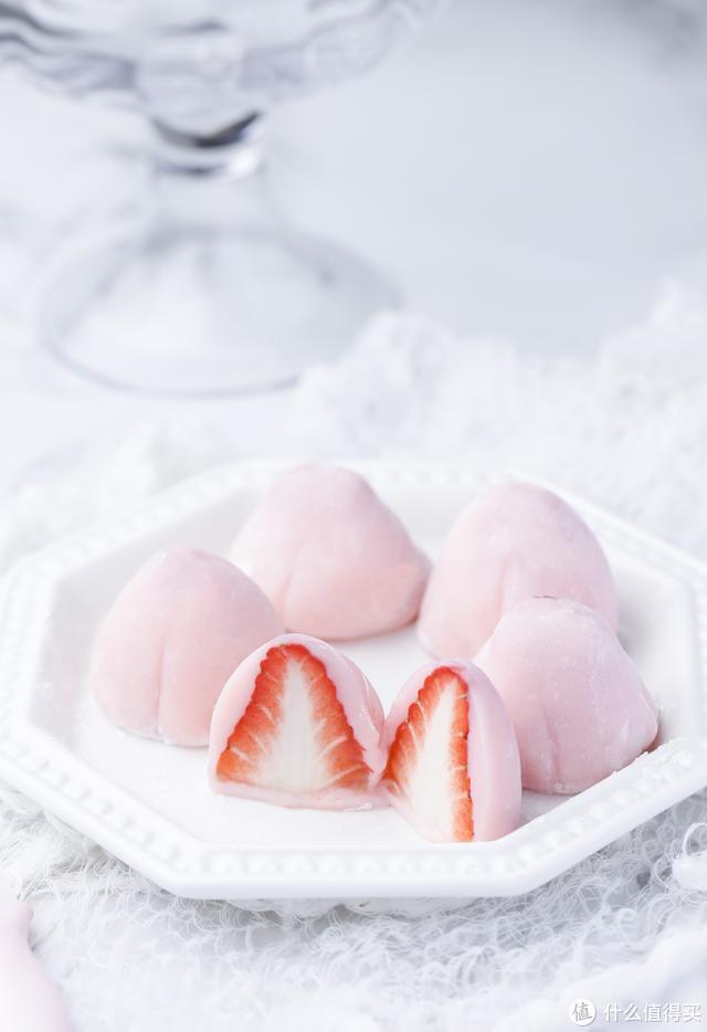 """宅家做美食,分享一款""""少女心爆表""""的甜点,太可爱了!"""
