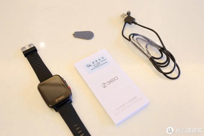 360健康电话手表pro,老人一条龙守护全搞定