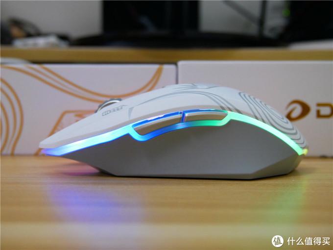手感经久不衰——达尔优EM915 PRO 双模鼠标
