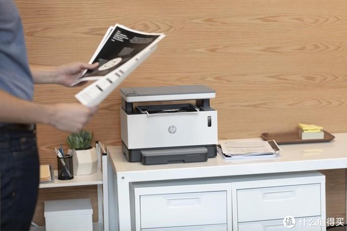 在家办公不二选择 惠普HP Laser NS MFP 1005w 使用评测