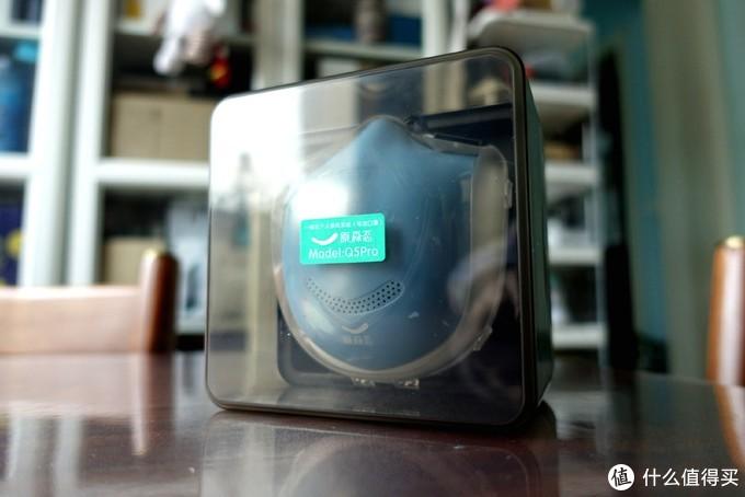 防疫战,买不到口罩我就买一个个人新风机----Q5PRO电动口罩