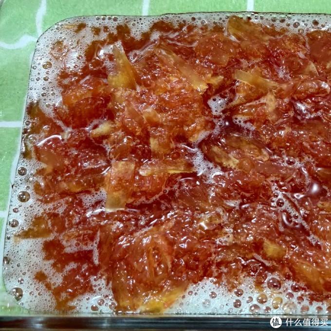 春节团圆之饮食片——蜂蜜柚子茶制作
