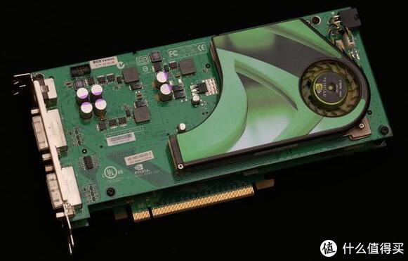 显示卡考古第4期:13年前双GPU显示卡的另类双PCB单PCIE布局赏析