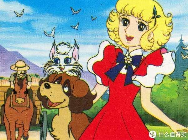 主角名叫露露,每集是一个独立的故事