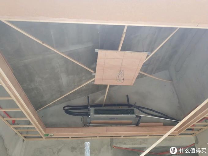 主卧斜顶改造成聚顶