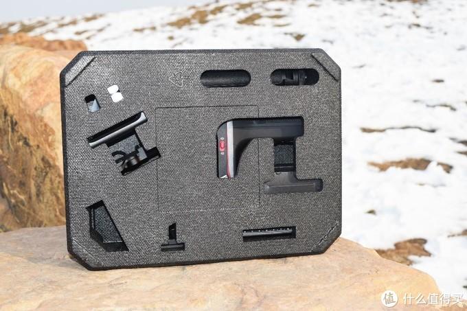 入门级提壶智云WEEBILL-S稳定器套装开箱