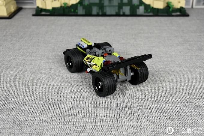 LEGO 42072 回力车