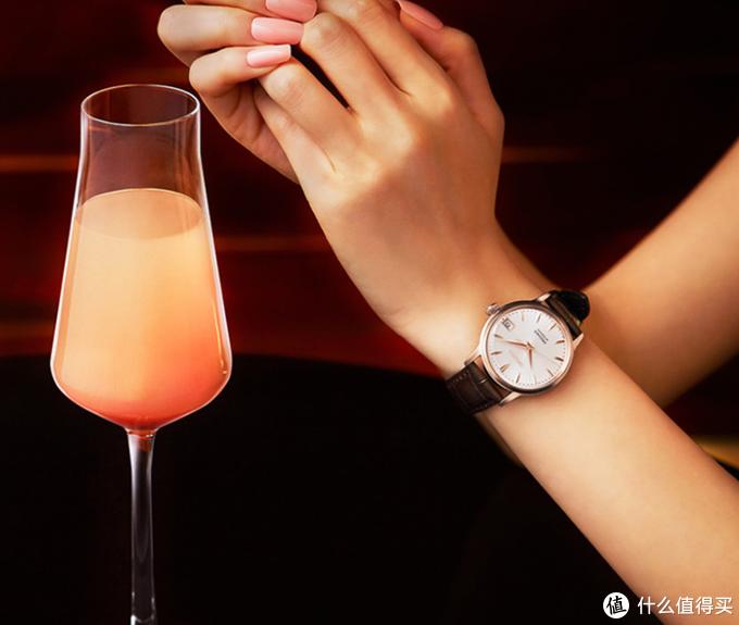 精致大气、物美价廉的情人节好礼——精工鸡尾酒系列机械女表体验