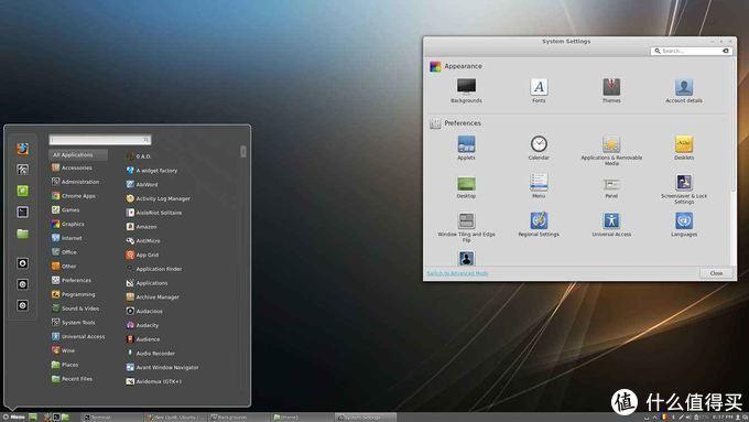 Linux的桌面环境介绍