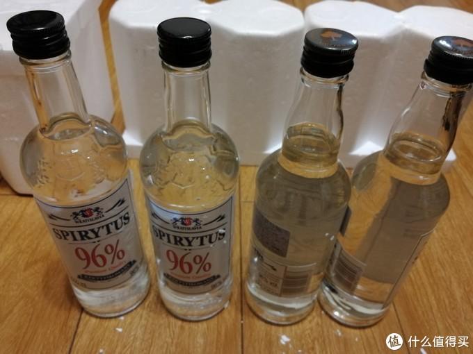 买不到医用酒精后的选择--生命之水到手