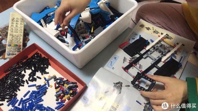 浩南哥的MR同款动力布局!乐高42077科技组拉力赛车