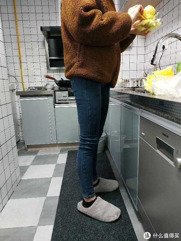 厨房台面做太矮了