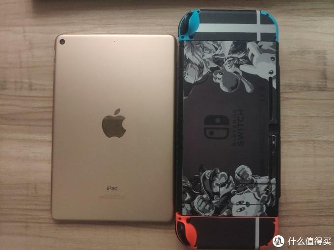 iPad mini对比