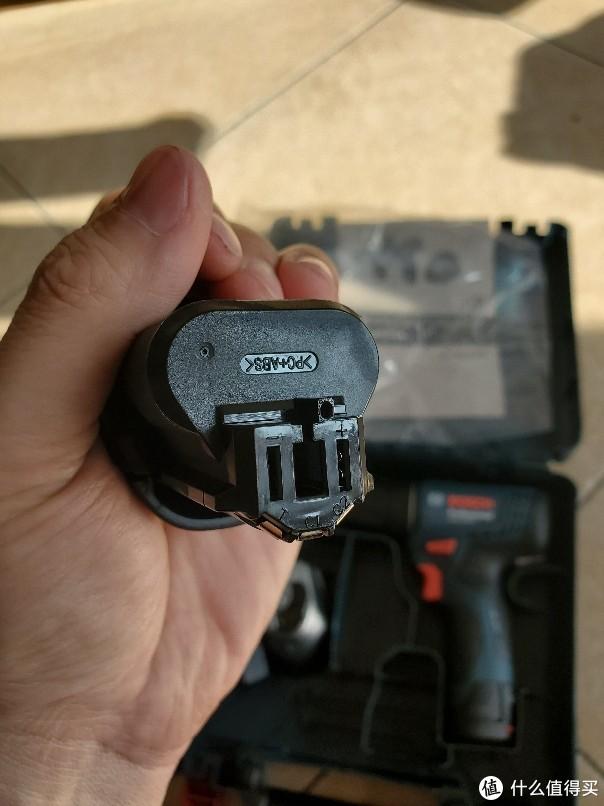 博世GSR120-LI开箱