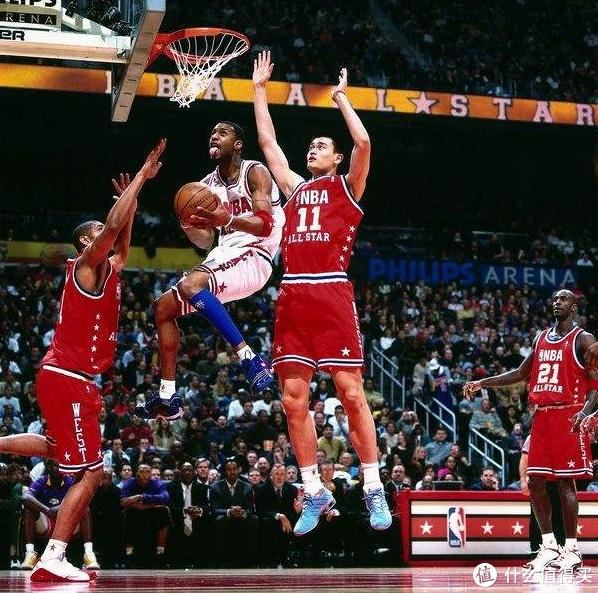 我心目中最难忘的NBA全明星赛, 含球员和球鞋分析