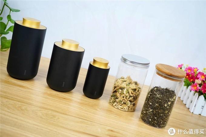 茶叶罐也可以时尚,看三界黑金茶叶罐是如何做到的