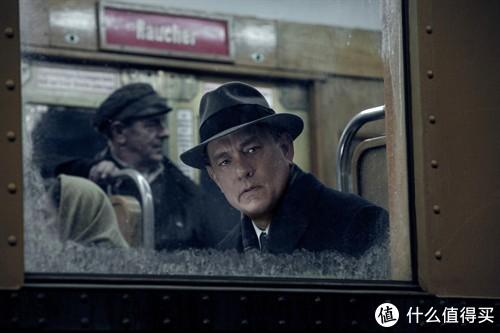 影帝,我只服汤姆·汉克斯——间谍之桥