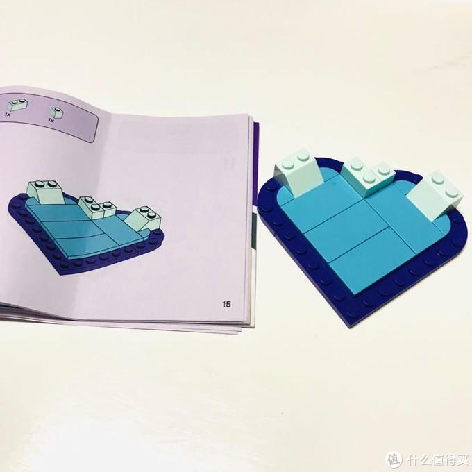 宅家拼积木,乐高积木好朋友系列:艾玛的夏日藏宝盒