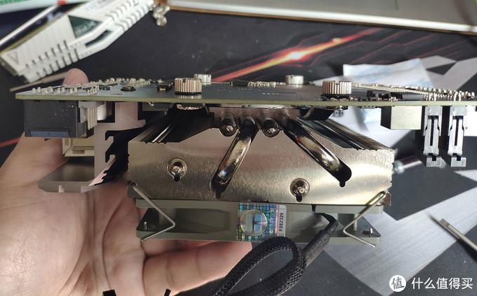利民AXP-90R散热效果实测?迎广肖邦的最佳搭档么?