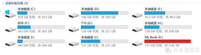"""硬盘升级:""""房子""""越来越多,越来越大"""