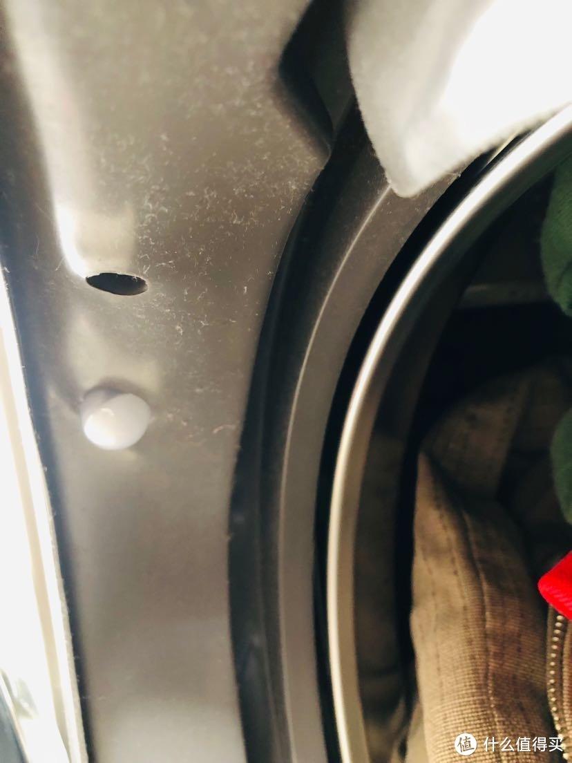 惠而浦WG-F100877BHCIEP洗烘一体机 新入使用使用介绍