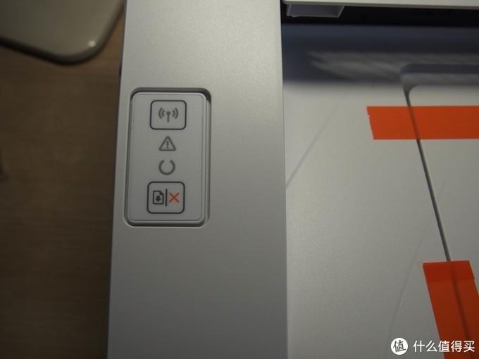 显示灯加一个取消按键。