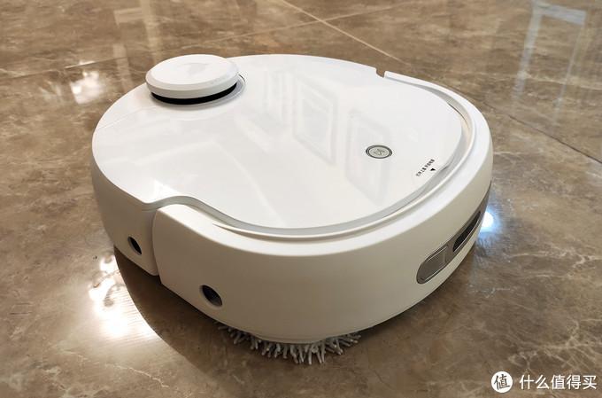 可以自己洗拖布的云鲸扫拖一体机器人,全自动清洁,懒人必看!